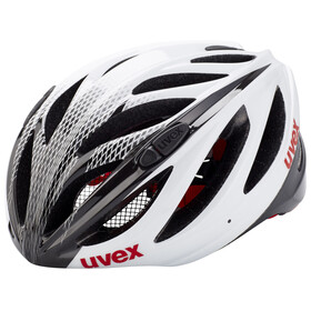 UVEX Boss Race Bike Helmet white/black